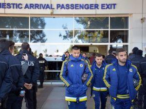 Fenerbahçe, Kupa Mesaisi İçin Antalyada