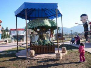 Osmaniyede Belediye Çocuklara Masal Anlatıyor