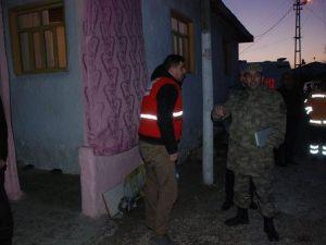 Uzman Çavuş Osman Ateşin Tokattaki Baba Ocağına Ateş Düştü