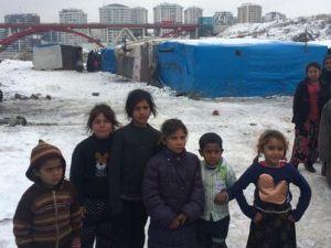 36 Günlük Suriyeli Bebek Donarak Hayatını Kaybetti
