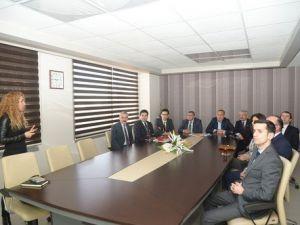 Büyükşehirin Çevre Projesinin Protokolü İmzalandı