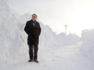 Başkan Olan: Toplamda 7 Metre Kar Alan Bitliste Olağanüstü Durum Yaşıyoruz
