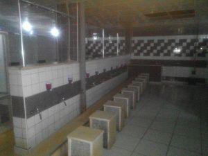 ESKİ Çarşı Camiinin Tuvaletleri Yenilendi