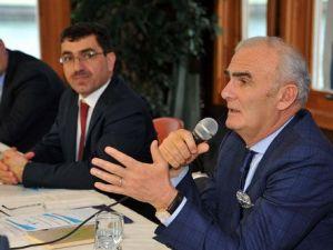 Başkan Yılmaz: Mesleksizlik, Türkiyenin Büyük Bir Problemidir