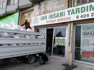 Elazığ TSOden Suriyeli Türkmenlere Yardım