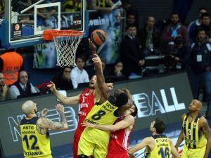 Fenerbahçe, Zedevita Zagrebi 86-73 Yenerek 5te 5 Yaptı