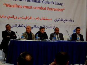 Afgan Devlet Erkânından Gülenin Terörle Mücadele Reçetesine Övgü