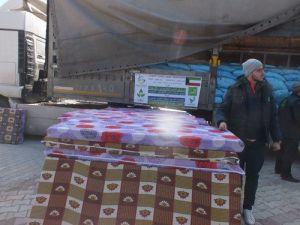Kuveytli İş Adamlarından Yayladağındaki Suriyelilere Yardım