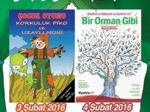 İzmir Büyükşehir Belediyesinden Yarıyıl Tatilinde Öğrencilere Tiyatro