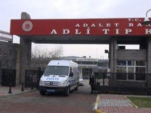 Şehit Polisin Cenazesi Adli Tıptan Alındı
