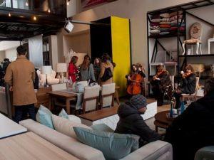 Online Mobilya Sitesi Vivense Ankarada Showroom Açtı