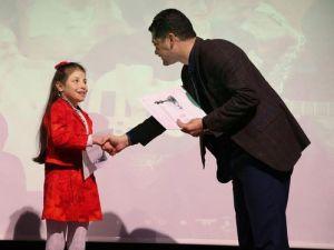 Karşıyaka Belediyesi Çocuk Kulübünde Sertifika Heyecanı