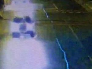 Polis Memurunun Şehit Olduğu Kaza Kamerada