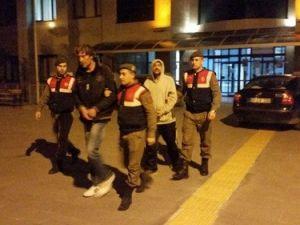 Sahte Eurolarla Alış Veriş Yapan 2 Kişi Tutuklandı