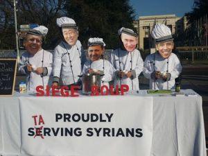 Suriye Barış Görüşmeleri Muhalefetsiz Başlıyor