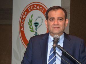 Adeo Başkanı Özkan: Eczacılar Suriyeli Sığınmacı Reçetelerinde Mağdur Oluyor