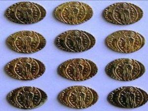 Muğlada Tarihî Altın Sikkeler Ele Geçirildi