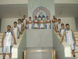 Erciyes Üniversitesi Basketbol Takımı İlk 8'e Girdi - Kayseri