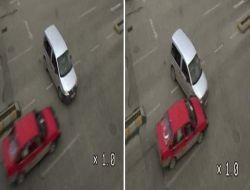 Trafik Kazaları MOBESE Kameralarına Takıldı - Erzincan