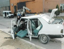 Polis Servis Otobüsü Kaza Yaptı: 29 Yaralı - Denizli