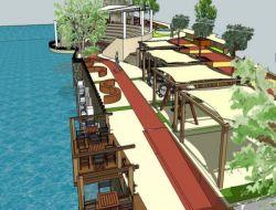 Rekreasyon Alanı Uygulama Projesi Başladı - Antalya