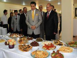Şanlıurfa'da Anadolu Otelcilik ve Turizm Meslek Lisesi Uygulama Oteli Açıldı - Şanlıurfa