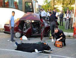 İzmir Torbalı'da Trafik Kazası - İzmir
