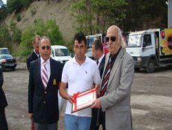 Trenkwalder Ebru Temizlik A.ş Çalışanlarını Bu Yılda Ödüllendirdi - Karabük