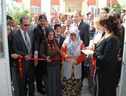 Kırıkkale Sosyal Yardımlaşma ve Dayanışma Vakfı Yeni Binası Hizmete Girdi - Kırıkkale