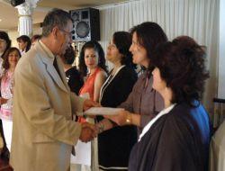 Bandırma Halk Eğitim Merkezi'nde Belge Töreni - Balıkesir