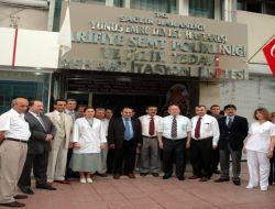 Arifiye Semt Polikliniği ve Fizik Tedavi Rehabilitasyon Ünitesi Açıldı - Eskişehir