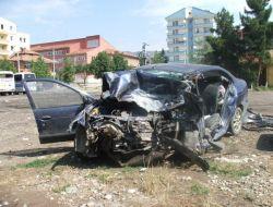 Osmancık'ta Trafik Kazası: 3 Ölü, 4 Yaralı - Çorum