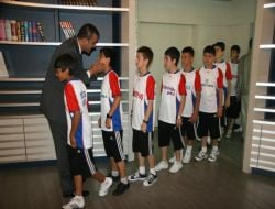 Düzce Belediye Gençlik Spor Kulübü U-13 Futbol Takımı Türkiye Şampiyonası Bölge Maçlarında Ter Dökecek - Düzce