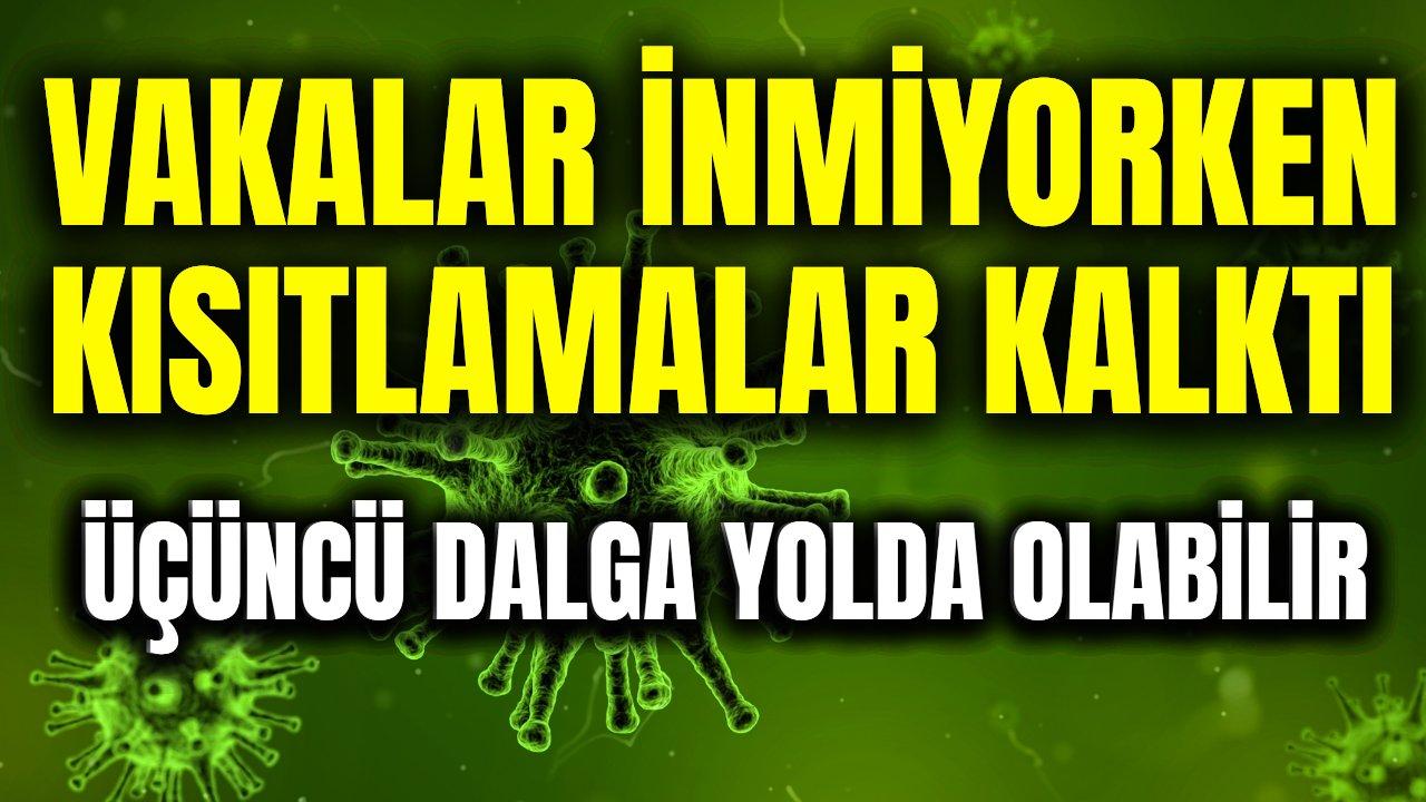 Prof. Dr. Tuğrul Erbaydar'dan korkutan üçüncü dalga uyarısı! - Haberciniz