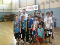 Muay Thai Minik Yıldızlar Ege Bölge Şampiyonası'na Fethiye Damgası - Muğla