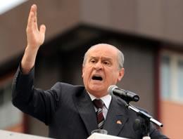 MHP Lideri Bahçeli'den Başbakana Ağır Sözler