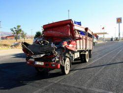 Niğde'de Trafik Kazası: 4 Ölü - Niğde