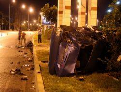 Antalya'da Trafik Kazası: 1 Ölü - Antalya