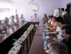Ak Partili Belediye Başkanları Gölbaşı'nda Toplandı - Adıyaman
