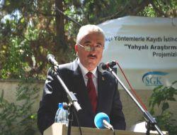 Yahyalı Araştırma ve İstihdamı Geliştirme Merkezi Projesi Tanıtıldı - Kayseri