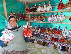 Bez Bebekler Derinkuyulu Kadınların Geçim Kaynağı Oldu - Nevşehir