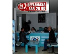 Odunpazarı Belediyesi Beyaz Masa Biriminden 7/24 Hizmet - Eskişehir