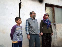 Yıkılmak Üzere Olan Baraka Evde Yaşam Mücadelesi - Zonguldak