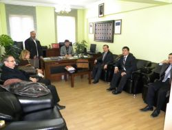 Çekerek Hamzalı Köyü Muhtarına Teşekkür Belgesi - Yozgat