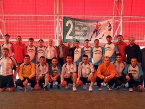 Adliyeler Arasındaki Futbol Turnuvası