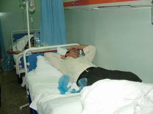 Yemekten Zehirlenen Hastane Personeli Taburcu Oldu