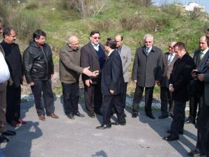 Aydın Valisi Hüseyin Avni Coş Söke'yi Ziyaret Etti
