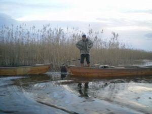 Eber Gölü Eski Günlerine Dönüyor