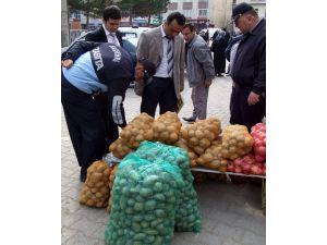 Patates Tohumu Satan İşletme ve Esnaflar Uyarıldı