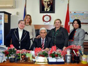 Antalya'nın Kadın Muhtarları